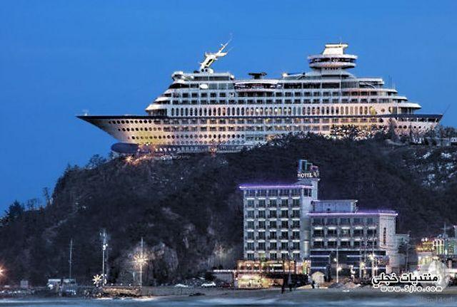 فندق باخرة فندق Cruise فندق