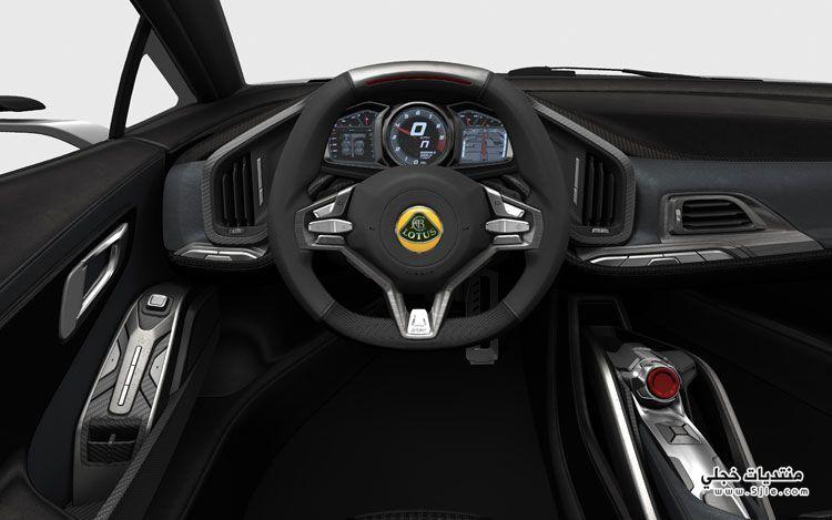 سيارة لوتوس ايسبريت 2013 سيارة