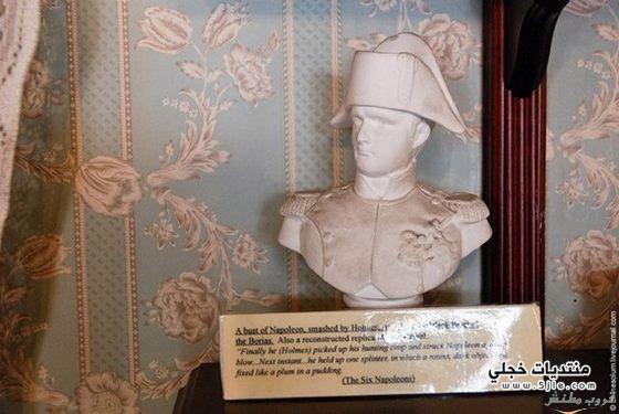 متحف شارلوك هولمز لندن 2015