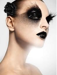 مكياج عجيب وغريب 2014 Makeup