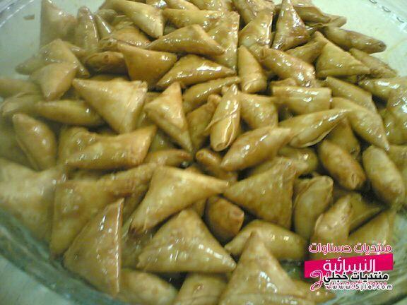 حلويات العيد جديدة 2013 طريقه