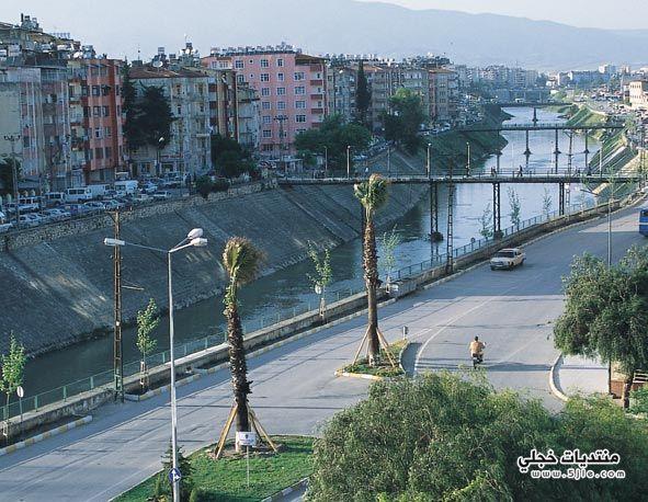 مدينة انطاكيا 2013 السياحة تركيا