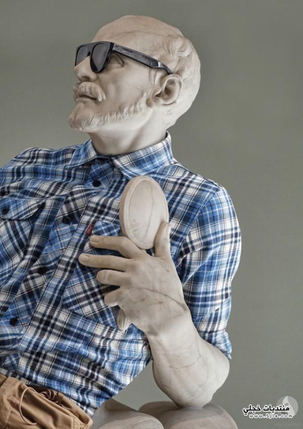 تماثيل كلاسيكية Classical sculpture تماثيل