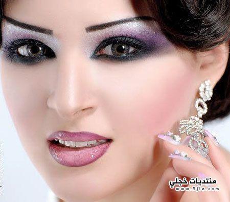 مكياج للصبايا لبنانى جديد 2013