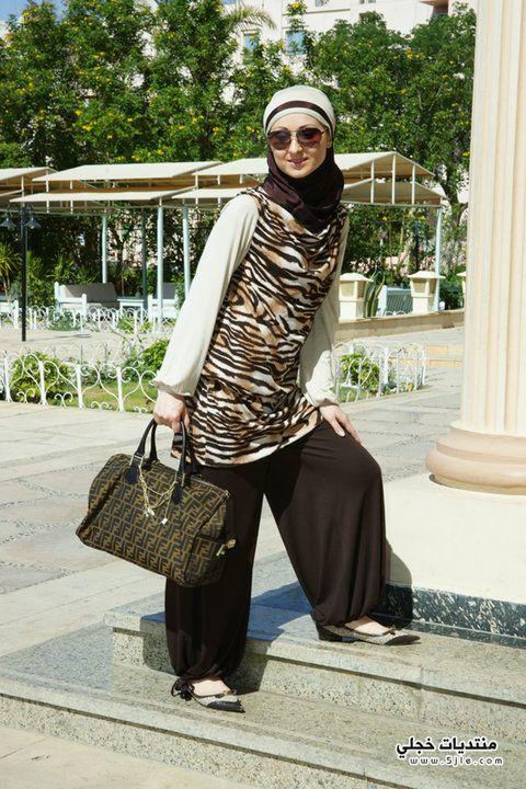 جيبات كشخه للمحجبات 2013 Kchkh