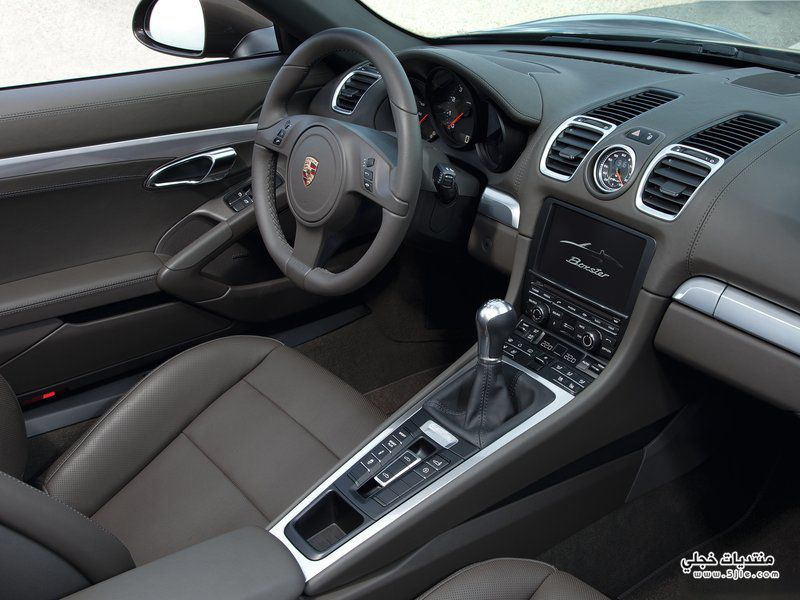 سيارة بورش بوكستر 2013 سيارات