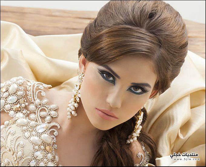 تسريحات عرايس 2014 ، اجمل تسريحات شعر للعرائس 2014 PIC-629-1371662375.jpg