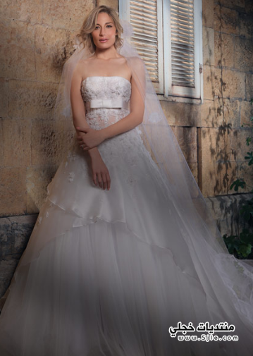 ازياء زفاف زهير مراد 2014