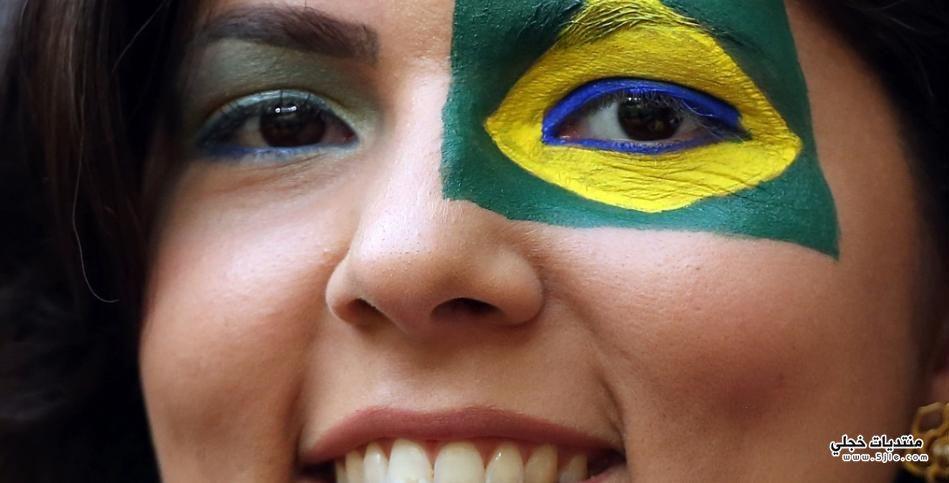 مشجعات القارات 2013 جميلات القارات