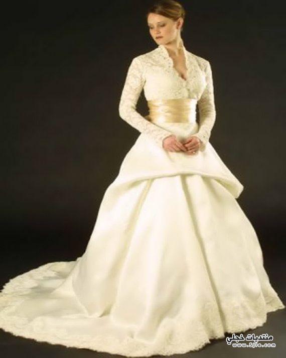 فساتين زفاف فساتين افراح انيقة