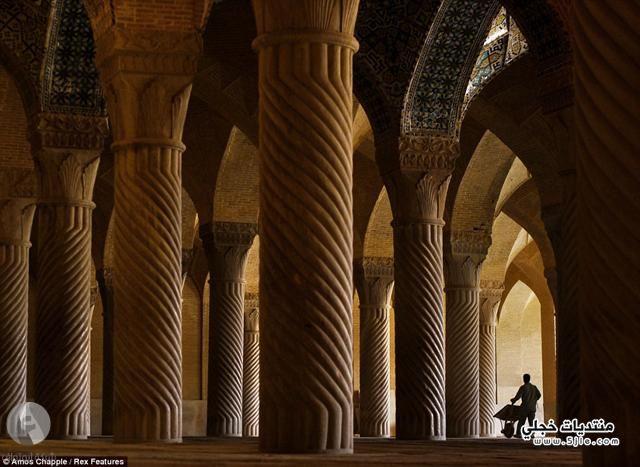 مناظر طبيعية ايران الاماكن السياحية