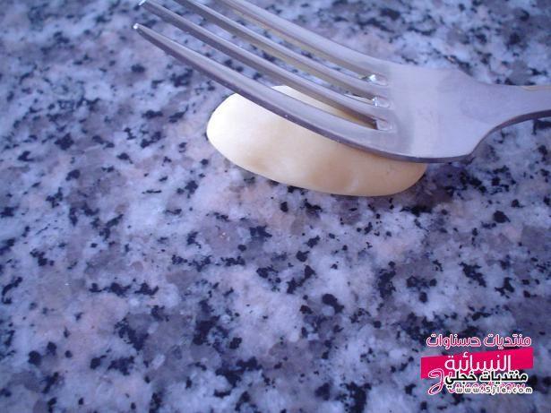حلويات العيد خفيفة 2013 طريقه