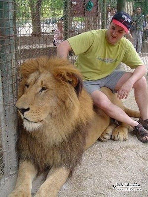 لوجان اخطر حديقة حيوان العالم