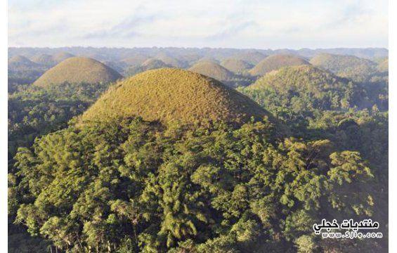 جزيرة الشوكولاتة الفلبين جزيرة الشوكولاتة