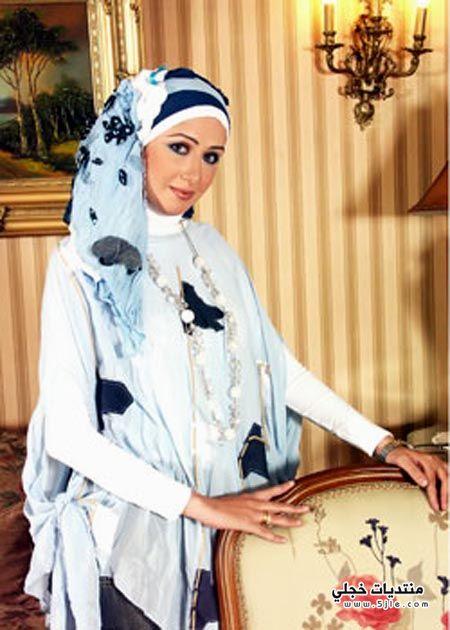 ملابس محجبات للعيد 2013 ملابس
