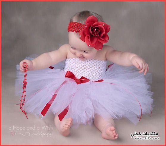 اجمل فساتين بناتية 2012 اشيك