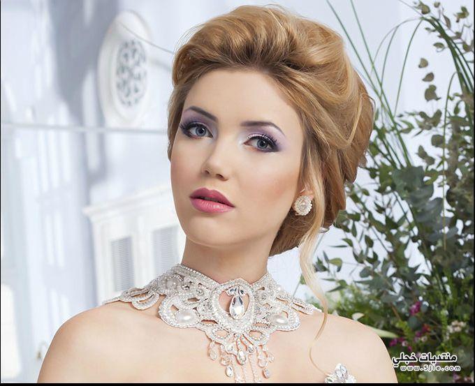 تسريحات عرايس 2014 ، اجمل تسريحات شعر للعرائس 2014 PIC-988-1371662377.jpg