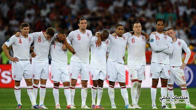 منتخب انجلترا العالم 2014 منتخب