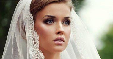 خطوات اختيار مكياج الزفاف طريقة
