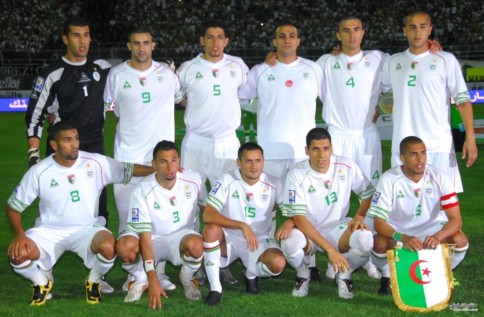 منتخب الجزائر العالم 2014 منتخب