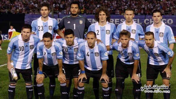 منتخب الارجنتين العالم 2014 منتخب
