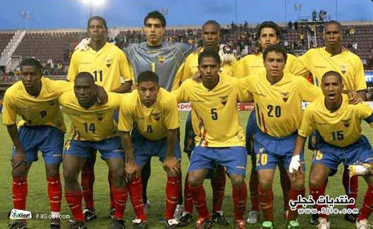 منتخب الاكوادور العالم 2014 منتخب