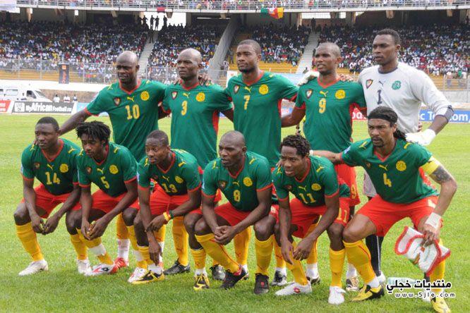 منتخب الكاميرون العالم 2014 منتخب