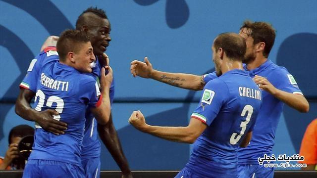 ايطاليا انجلترا العالم 2014