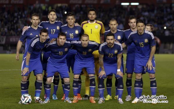 تشكيلة منتخب الارجنتين العالم 2014
