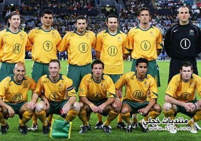 منتخب استراليا العالم 2014 منتخب
