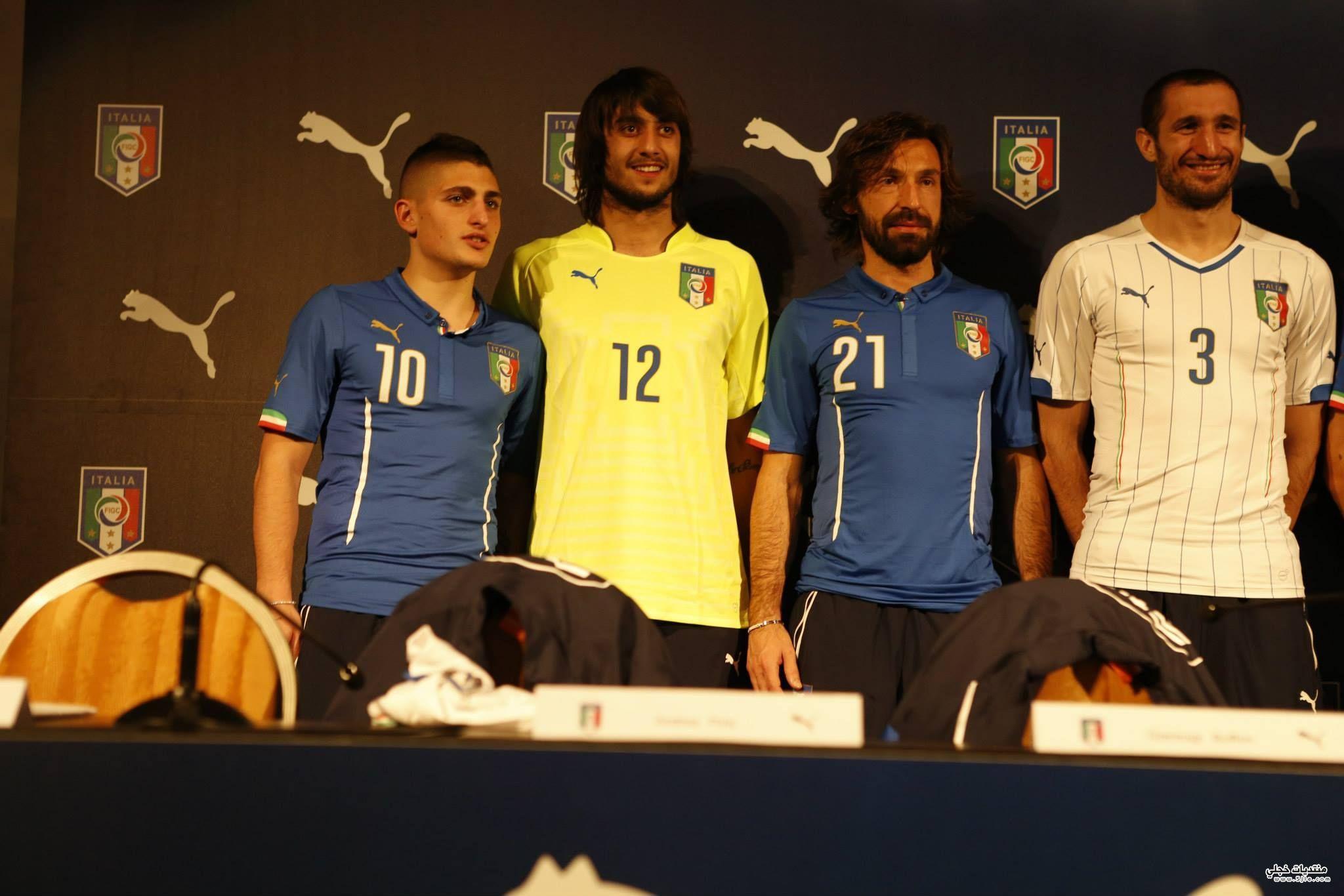 منتخب ايطاليا العالم 2014 منتخب