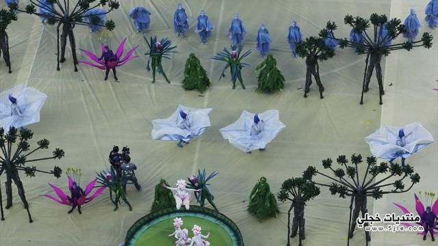 افتتاح العالم البرازيل 2014