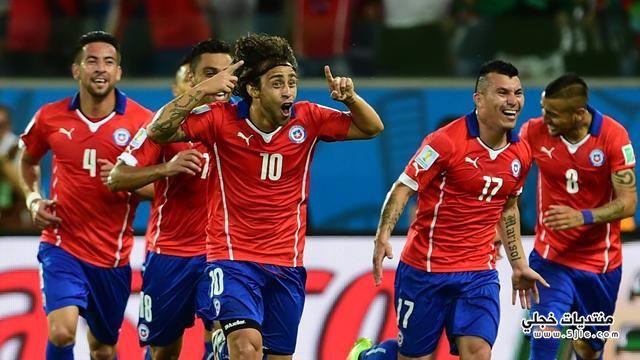 تشيلي استراليا العالم 2014