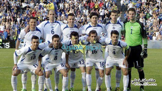 منتخب بوسنة وهرسك العالم 2014
