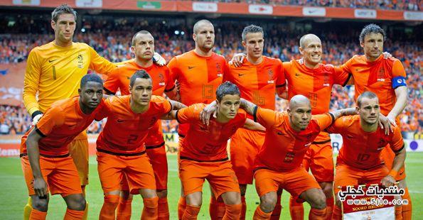 منتخب هولندا العالم 2014 منتخب