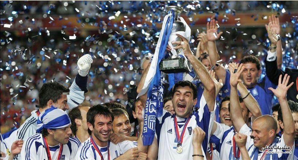 منتخب اليونان العالم 2014 منتخب