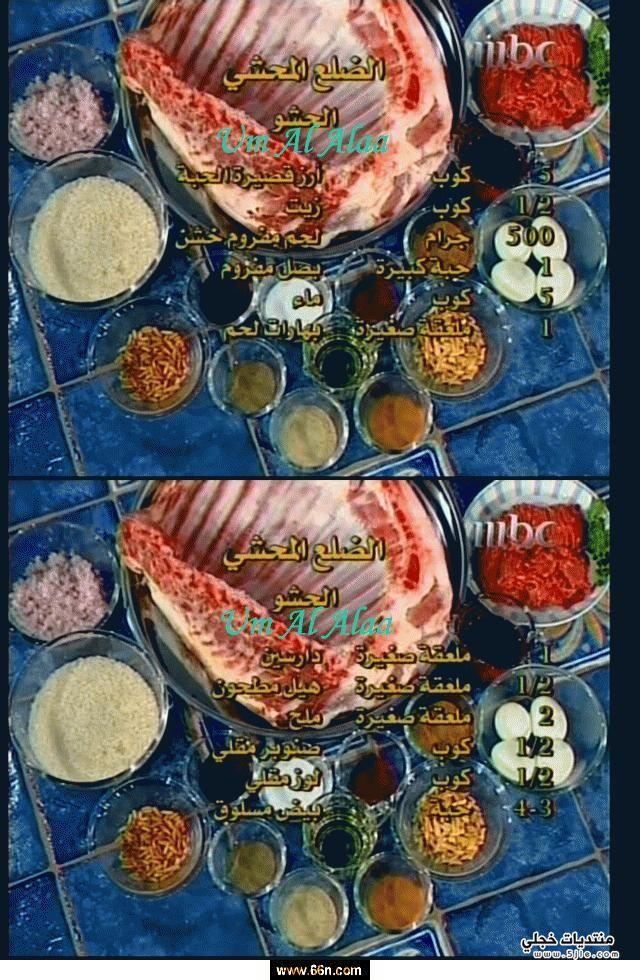 مطبخ منال العالم 2016