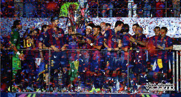 برشلونة دوري ابطال اوروبا