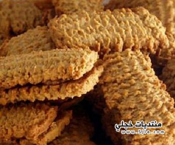 طريقة بسكويت العيد المصرى