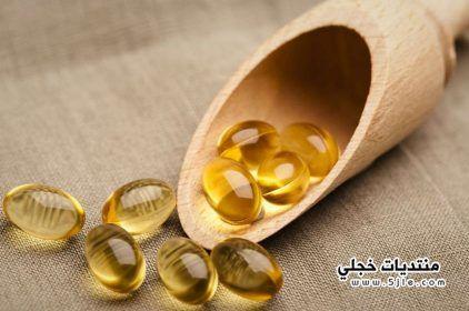 فوائد واستخدامات كبسولات فيتامين