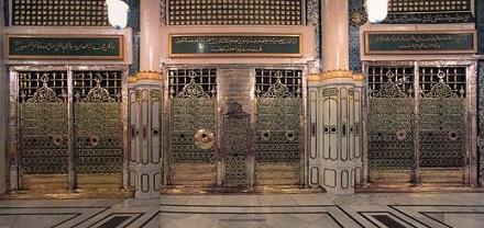 معلومات روضة النبي بالمسجد النبوي