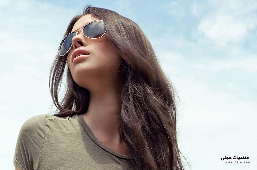 حماية الشعر الشمس