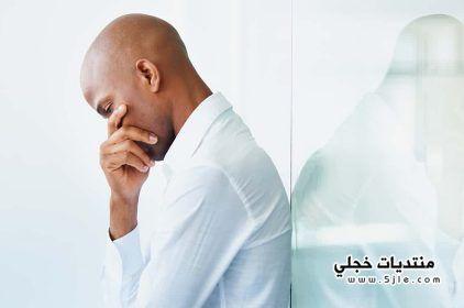 الاكتئاب الولادة الرجال