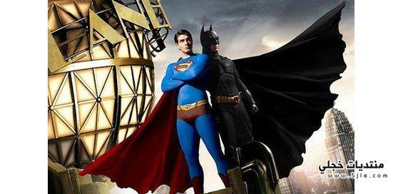يجمع سوبر والرجل الوطواط فيلم