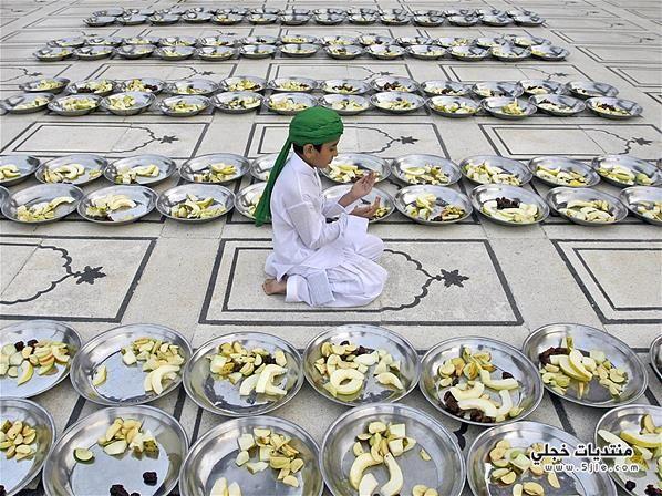 اصداء رمضان العالم