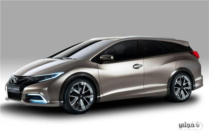 هوندا Civic Tourer سيارة Civic