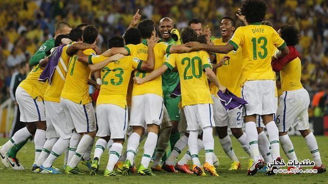 البرازيل تعود تصنيف الفيفا عودة