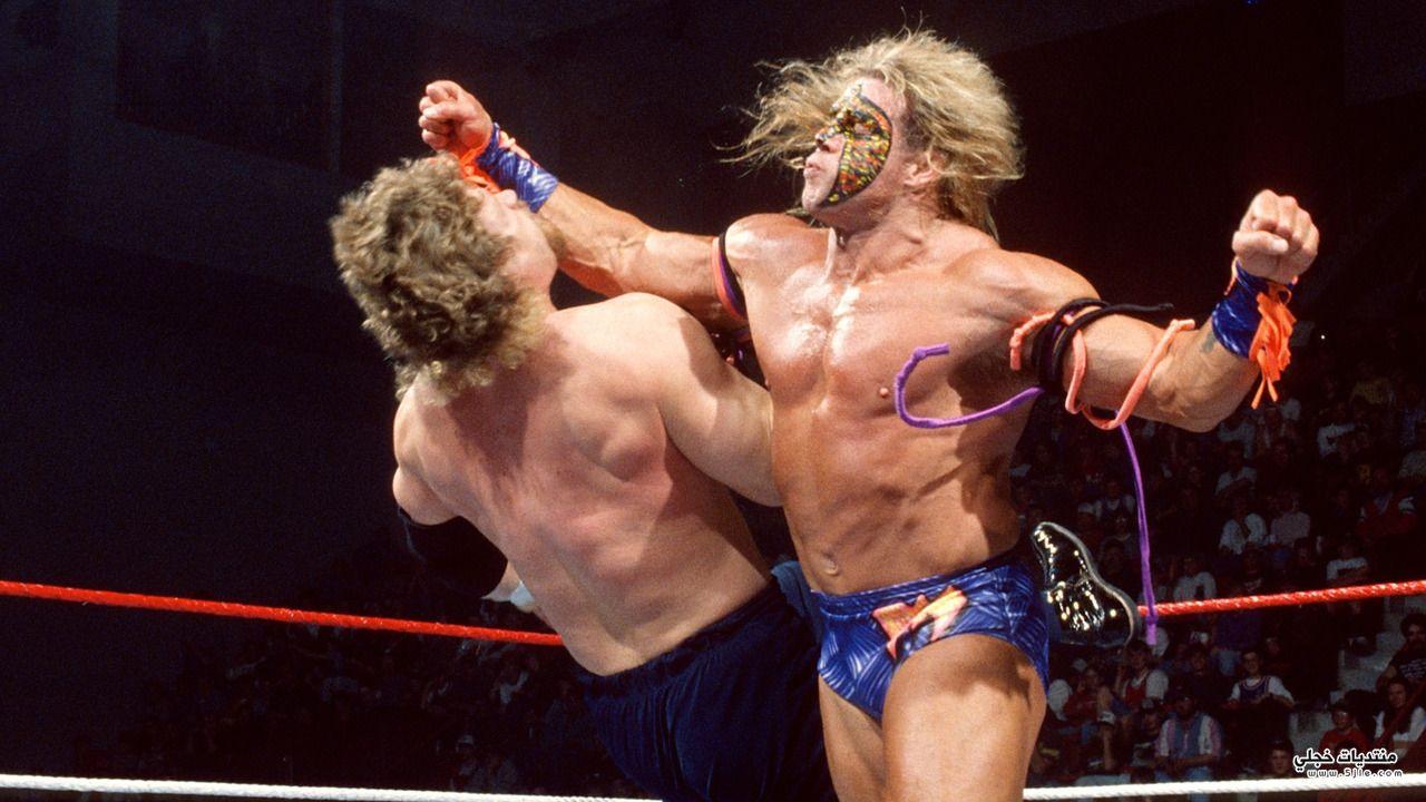 افضل مصارعين تاريخ المصارعة افضل