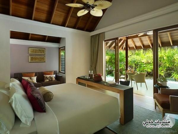 المالديف فندق دوسيت ثاني فندق