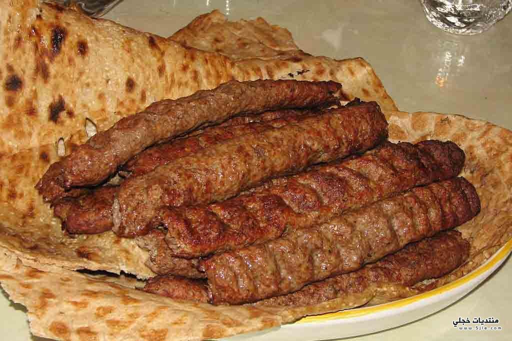 طريقة الكباب الايراني كباب ايرانى